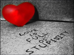 cinta bodoh