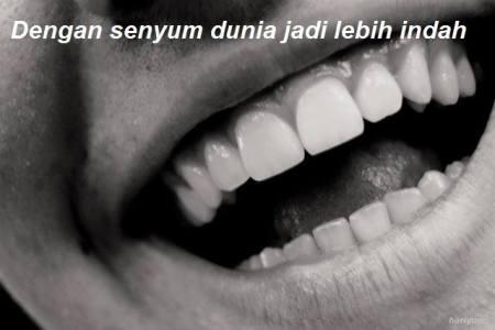 3. senyuman