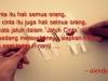 Memory Of Mantan
