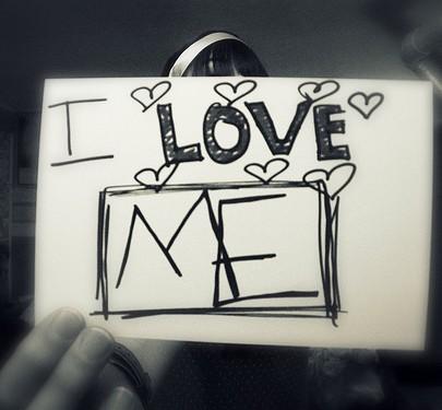 cintai diri sendiri
