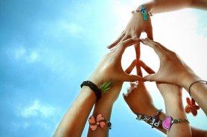 kedamaian