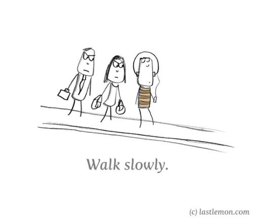 1. lambat